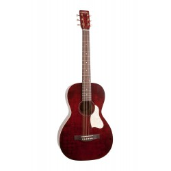 Art & Lutherie Parlor Roadhouse Tennessee Red with E/A