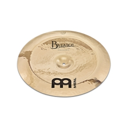 "Meinl 18"" Byzance Brilliant Heavy Hammered China"