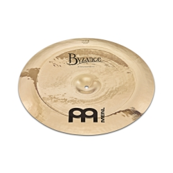 "Meinl 20"" Byzance Brilliant Heavy Hammered China"
