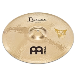 "Meinl 24"" Byzance Brilliant Pure Metal Ride (Chris Adler Signature)"