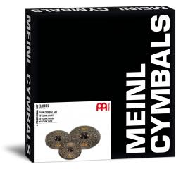Meinl Complete Classics Custom Dark Cymbal Set