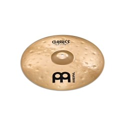 "Meinl 17"" Classics Custom Extreme Metal Crash"