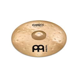 "Meinl 18"" Classics Custom Extreme Metal Crash"