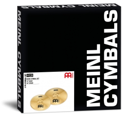 "Meinl HCS Basic Cymbal Set, 14"" Hihat, 16"" Crash"