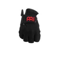 Meinl Fingerless Drummer Gloves Large