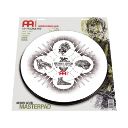 Meinl Benny Greb Practice Pad 12""