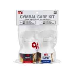 Meinl Cymbal Cleaner,Protection Spray + Gloves