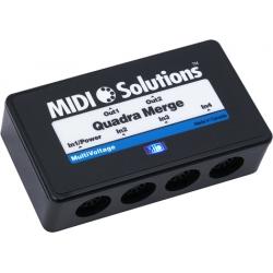 MIDI Solution Quadra Merge