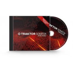 Native Instruments Traktor Scratch Control CD (Pair)