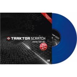 Native Instruments Traktor Scratch Control Vinyl Blue MKII