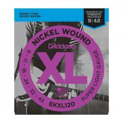 D'Addario EKXL120