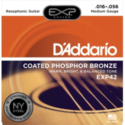 D'Addario EXP42