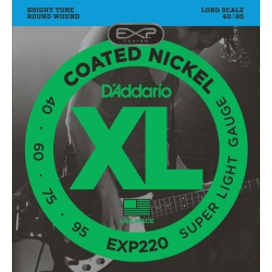D'Addario EXP220