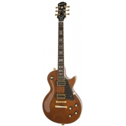 Epiphone Les Paul Custom Artisan Lee Malia Walnut