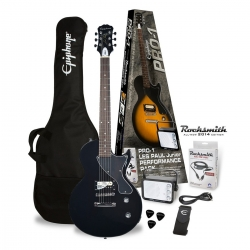 Epiphone Les Paul Junior Pro-1 Pack Ebony