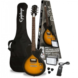 Epiphone Les Paul Junior Pro-1 Pack Vintage Sunburst