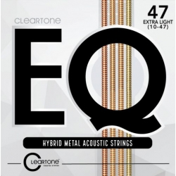 Cleartone EQ Hybrid Metal Acoustic 10-47