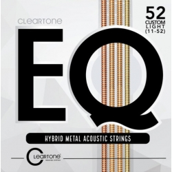 Cleartone EQ Hybrid Metal Acoustic 11-52