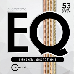 Cleartone EQ Hybrid Metal Acoustic 12-53