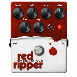 Tech 21 Red Ripper
