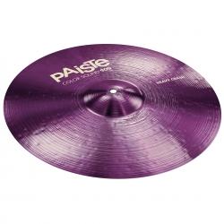 """Paiste Color Sound 900 Purple Heavy Crash 18"""""""