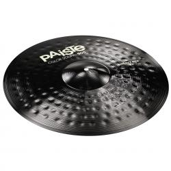 "Paiste Color Sound 900 Black Heavy Ride 22"""