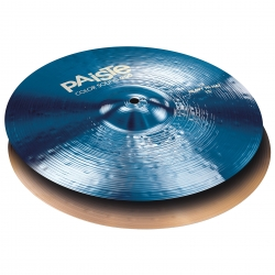 Paiste Color Sound 900 Blue Heavy Hi-Hat 15""