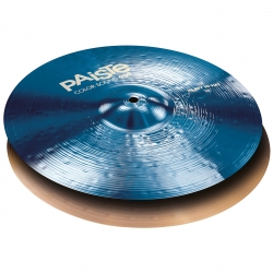 Paiste Color Sound 900 Blue Heavy Hi-Hat 14""