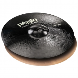 Paiste Color Sound 900 Black Heavy Hi-Hat 14""