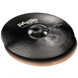 Paiste Color Sound 900 Black Heavy Hi-Hat 15""