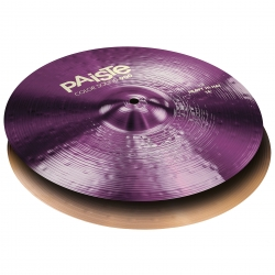 Paiste Color Sound 900 Purple Heavy Hi-Hat 14""