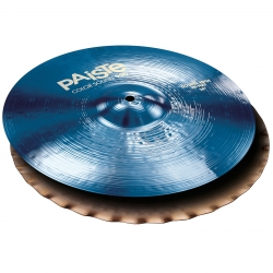 Paiste Color Sound 900 Blue Sound Edge Hi-Hat 14""