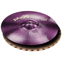 Paiste Color Sound 900 Purple Sound Edge Hi-Hat 14""