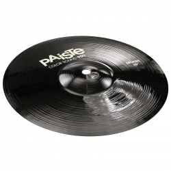Paiste 900 Color Sound Black Splash 10""