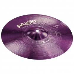 Paiste 900 Color Sound Purple Splash 12""
