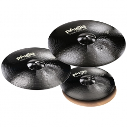 Paiste Color Sound 900 Black Universal Set