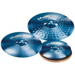 Paiste Color Sound 900 Blue Rock Set (Heavy)
