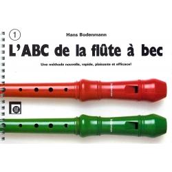 L'ABC de la flûte à bec 1