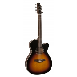 Seagull S12 Concert All CW Spruce SB GT QIT