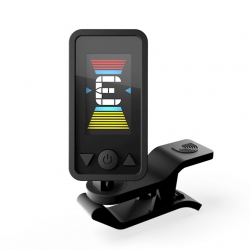 D'Addario Eclipse Tuner Black