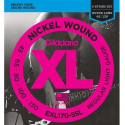 D'Addario EXL 170-5 SL