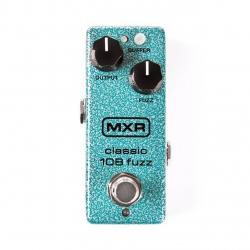MXR M296 Mini Classic 108 Fuzz