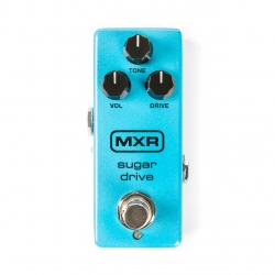 MXR M294 Mini Sugar Drive Overdrive