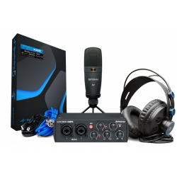 Presonus Audiobox 96 Studio Bundle 25TH