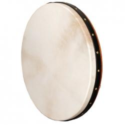 Muzikkon Frame Drum 12'' Non Tunable Red Cedar