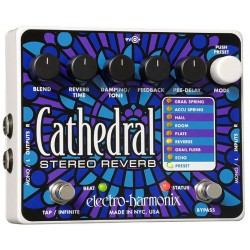 Electro-Harmonix Cathedral Stereo Reverb