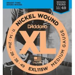 D'Addario EXL 115W