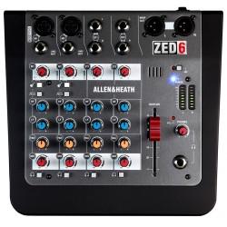 Allen & Heat ZED-6