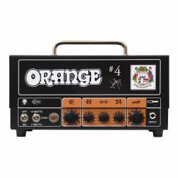 Orange Signature Jim Root Terror Head