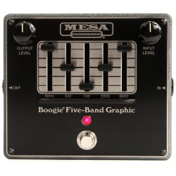 Mesa Boogie Boogie Five-Band Graphic EQ